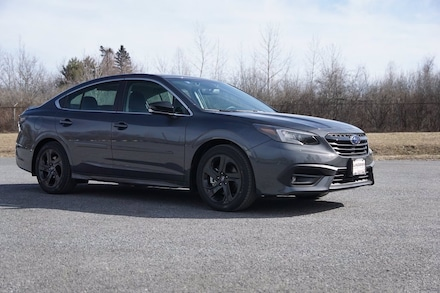 2021 Subaru Legacy Sport Sedan