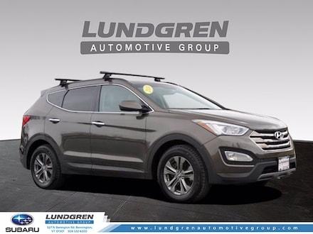 2014 Hyundai Santa Fe Sport AWD  2.4
