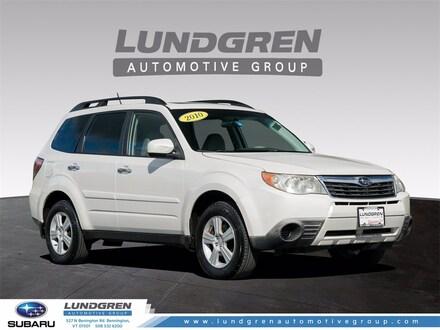 2010 Subaru Forester 2.5X Premium Auto 2.5X Premium w/All-Weather Pkg