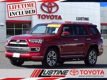 2016 Toyota 4Runner Limited 4