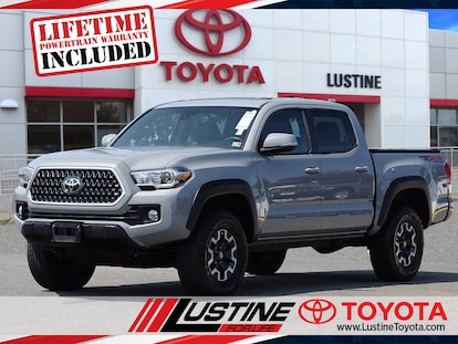 Used 2019 Toyota Tacoma For Sale At Lustine Toyota Vin 5tfcz5an3kx188128