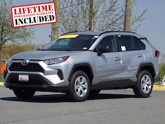 2021 Toyota RAV4 LE SUV for sale in Woodbridge, VA at Lustine Toyota