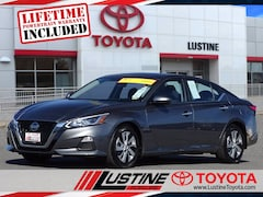 2019 Nissan Altima 2.5 S Car for sale at Lustine Toyota in Woodbridge, VA