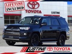 2019 Toyota 4Runner Limited Nightshade Sport Utility for sale at Lustine Toyota in Woodbridge, VA