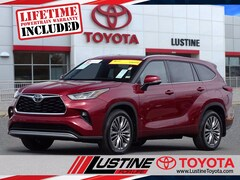 2021 Toyota Highlander Platinum 5 for sale at Lustine Toyota in Woodbridge, VA