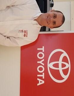 Service Staff Directory   Lustine Toyota   Serving
