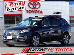 2015 Chevrolet Traverse LTZ Sport Utility for sale at Lustine Toyota in Woodbridge, VA