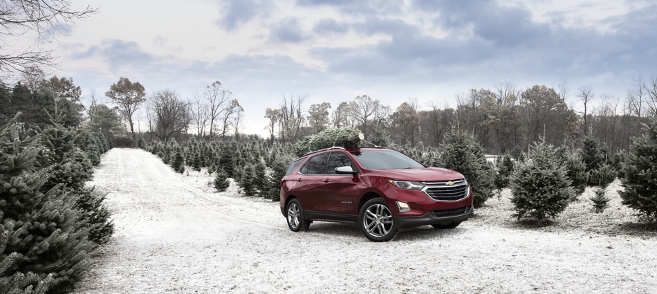 2018 Chevy Equinox John Hirsch S Cambridge Motors