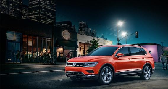 2018 Volkswagen Tiguan | Burnsville Volkswagen