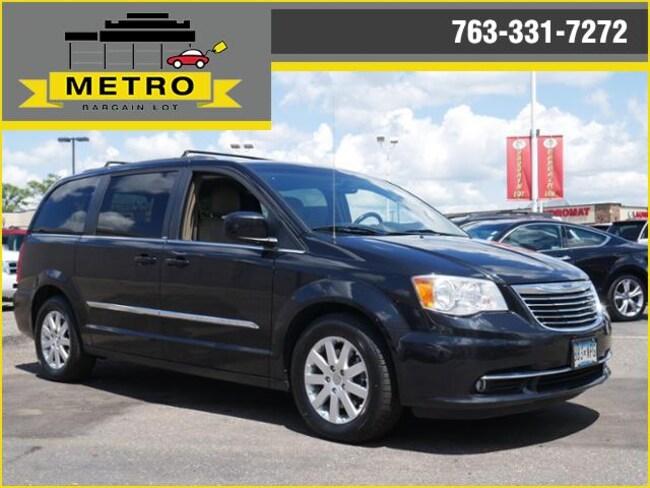 2013 Chrysler Town & Country Touring Van