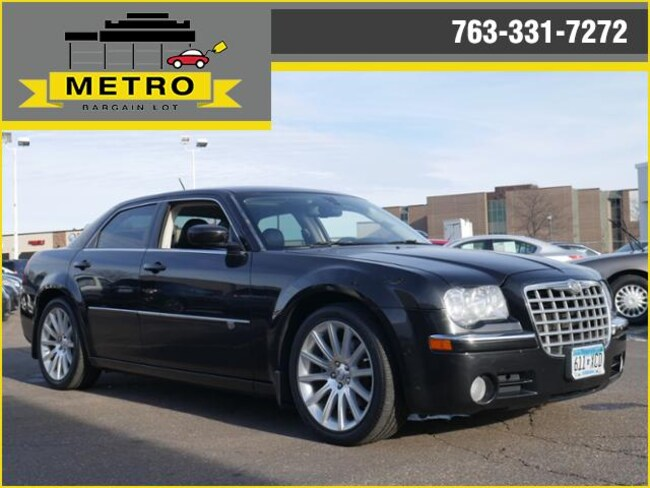 2008 Chrysler 300C Hemi Sedan