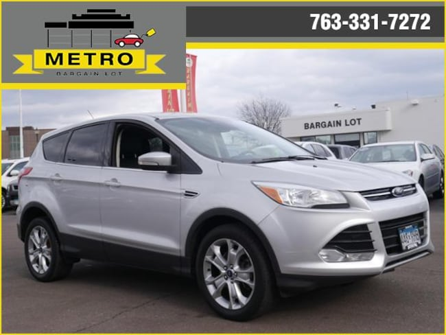 2013 Ford Escape SEL 4WD SUV