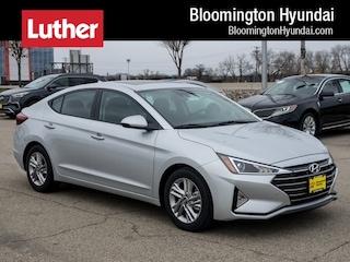 New 2019 Hyundai Elantra Value Edition Sedan Bloomington