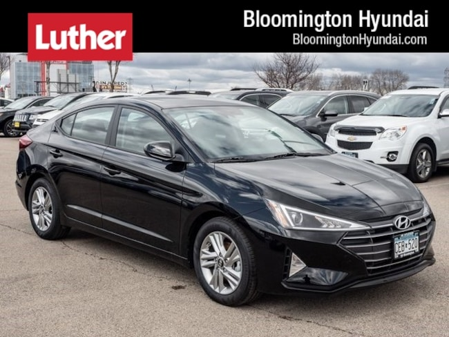 Used 2019 Hyundai Elantra Value Edition Sedan Bloomington