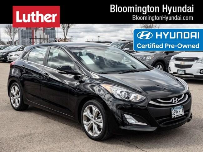 Certified  2015 Hyundai Elantra GT Base Hatchback Bloomington