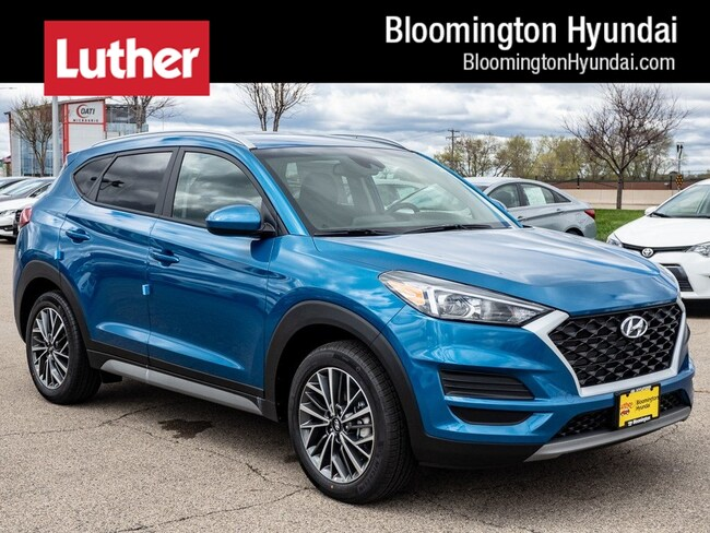 New 2019 Hyundai Tucson SEL SUV Bloomington