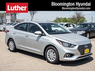 New 2019 Hyundai Accent SEL Sedan Bloomington