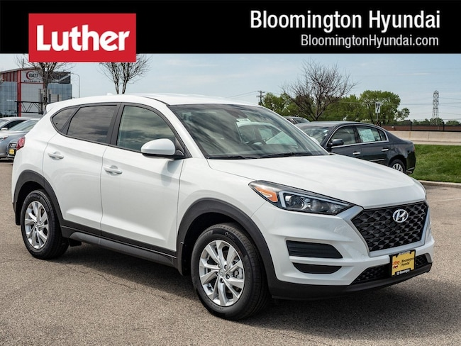 New 2019 Hyundai Tucson SE SUV Bloomington