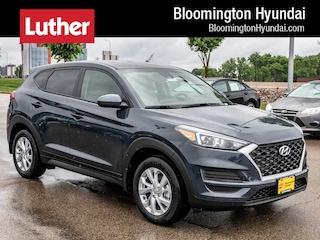 New 2019 Hyundai Tucson SE SUV Bloomington