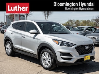 New 2020 Hyundai Tucson SE SUV Bloomington