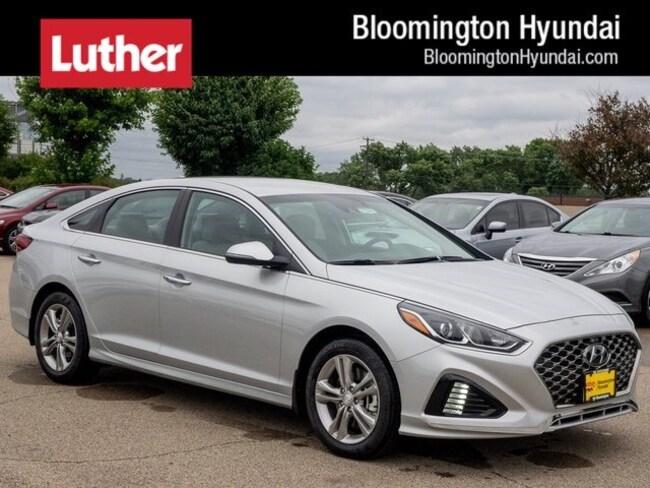 New 2019 Hyundai Sonata SEL Sedan Bloomington