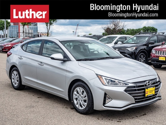 New 2019 Hyundai Elantra SE Sedan Bloomington