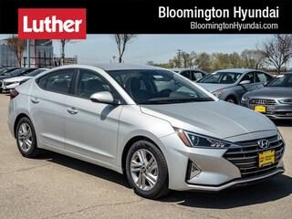 New 2020 Hyundai Elantra SEL Sedan Bloomington