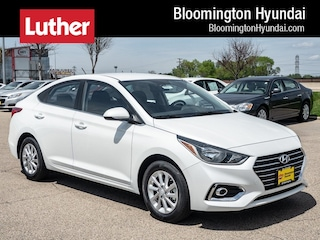 New 2019 Hyundai Accent SEL Sedan Bloomington