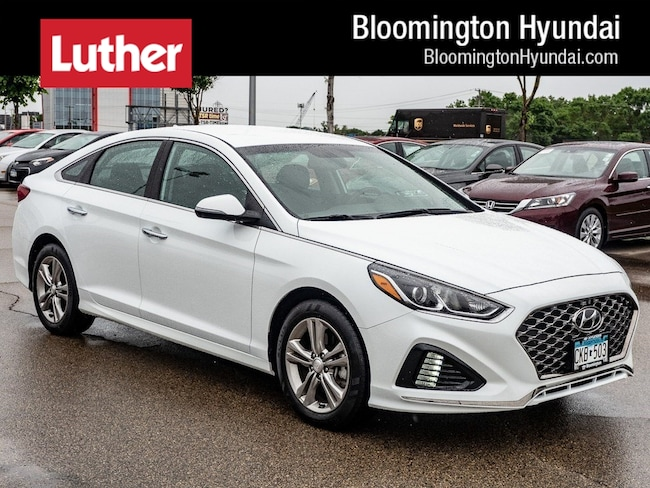 Used 2019 Hyundai Sonata SEL Sedan Bloomington