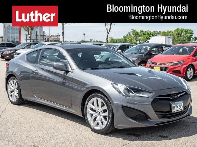 Used 2013 Hyundai Genesis Coupe 2.0T Coupe Bloomington