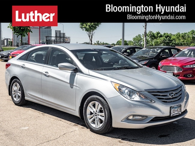 Used 2013 Hyundai Sonata GLS Sedan Bloomington