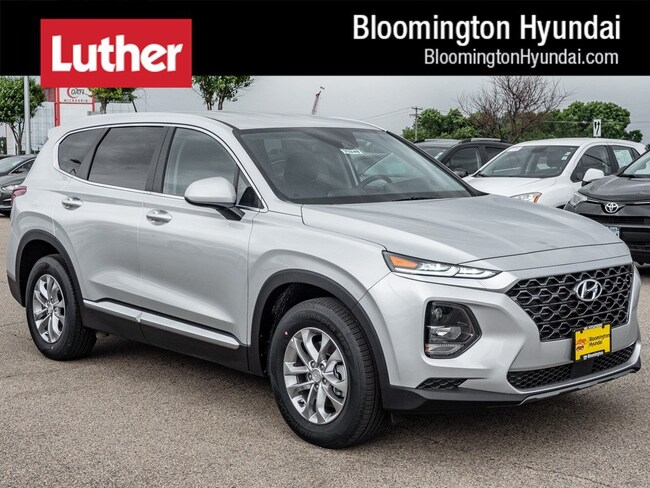 New 2019 Hyundai Santa Fe SE 2.4 SUV Bloomington