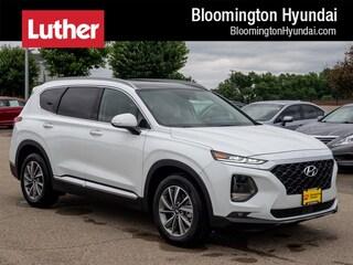 New 2019 Hyundai Santa Fe Limited 2.4 SUV Bloomington