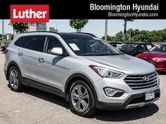 2014 Hyundai Santa Fe Limited SUV Bloomington