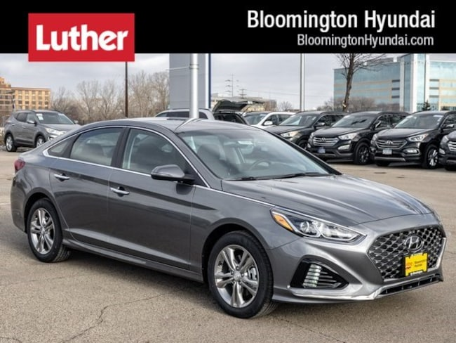 New 2019 Hyundai Sonata SEL Sedan Bloomington