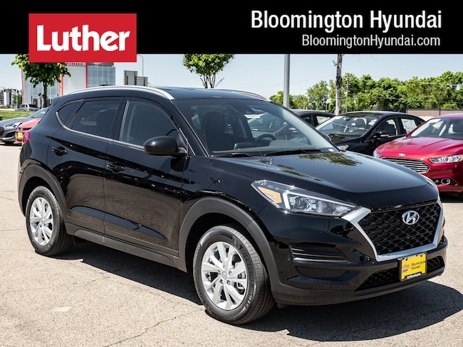 New 2019 Hyundai Tucson Value SUV Bloomington