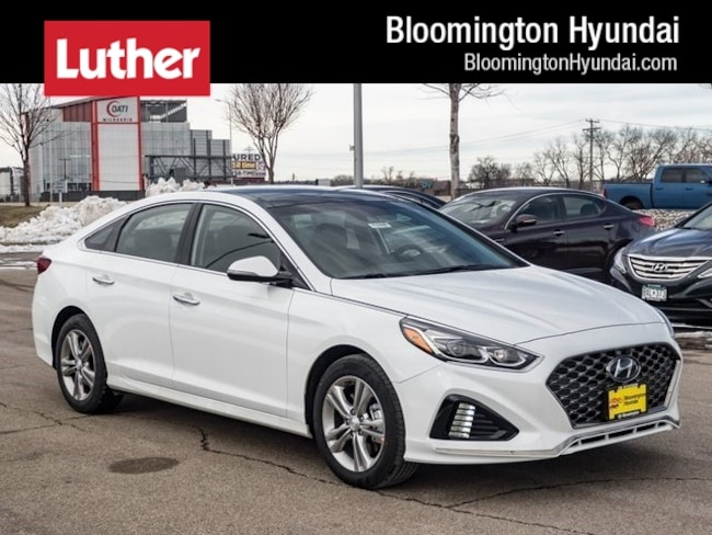 New 2019 Hyundai Sonata Limited Sedan Bloomington