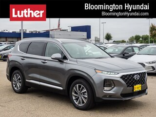 New 2019 Hyundai Santa Fe Limited 2.4 SUV Bloomington