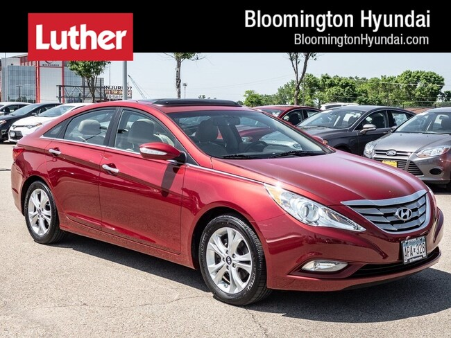 Used 2013 Hyundai Sonata Limited PZEV Sedan Bloomington