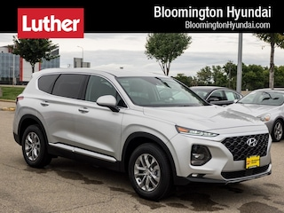 New 2019 Hyundai Santa Fe SEL 2.4 SUV Bloomington