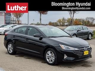 New 2019 Hyundai Elantra SEL Sedan Bloomington