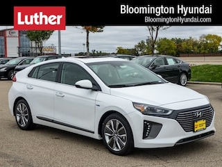 New 2019 Hyundai Ioniq Hybrid Limited Hatchback Bloomington