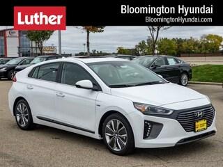 New 2019 Hyundai Ioniq Hybrid Limited Hatchback Bloomington
