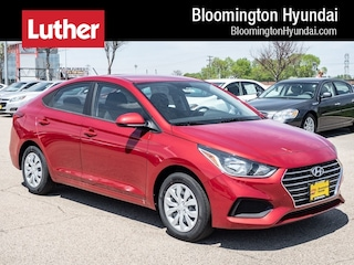 New 2019 Hyundai Accent SE Sedan Bloomington