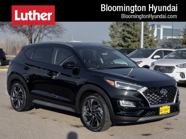 New 2019 Hyundai Tucson Sport SUV Bloomington