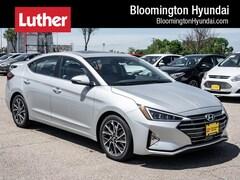 2019 Hyundai Elantra Limited Sedan Bloomington