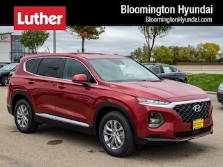 New 2019 Hyundai Santa Fe SE 2.4 SUV Bloomington