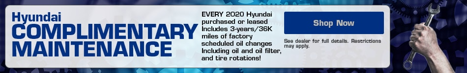 Hyundai Complimentary Maintenance