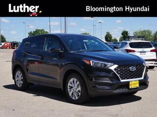 New 2021 Hyundai Tucson SE SUV Bloomington