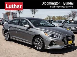 New 2019 Hyundai Sonata Hybrid Limited Sedan Bloomington